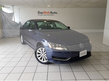 Foto venta Auto usado Volkswagen Passat Tiptronic Comfortline  (2014) color Azul Noche precio $184,900