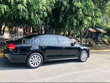 Volkswagen Passat Tiptronic Comfortline usado (2015) color Negro precio $175,000