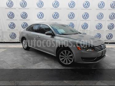 Foto venta Auto usado Volkswagen Passat Tiptronic Comfortline  (2014) color Gris precio $194,000