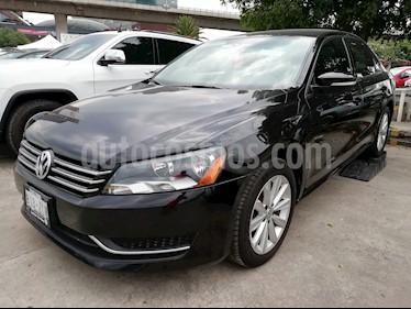 Foto venta Auto usado Volkswagen Passat Tiptronic Comfortline  (2014) color Negro precio $165,900