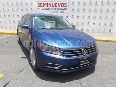 Foto venta Auto usado Volkswagen Passat Tiptronic Comfortline (2017) color Azul precio $259,000