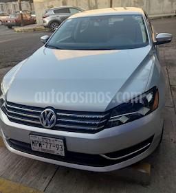 Foto venta Auto usado Volkswagen Passat Tiptronic Comfortline  (2013) color Gris precio $169,000