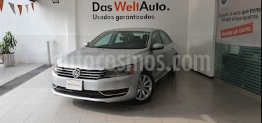 Foto venta Auto usado Volkswagen Passat Tiptronic Comfortline (2012) color Plata precio $149,000