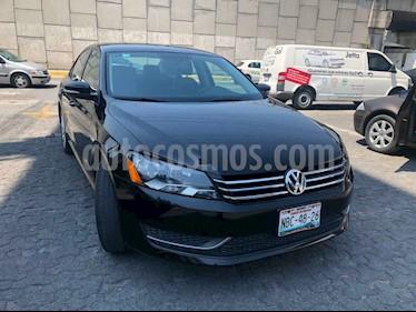 Volkswagen Passat Tiptronic Comfortline usado (2015) color Negro precio $205,990