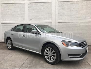 Volkswagen Passat Tiptronic Comfortline  usado (2014) color Plata Reflex precio $170,000