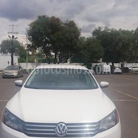 Foto venta Auto usado Volkswagen Passat Tiptronic Comfortline  (2013) color Blanco precio $150,000
