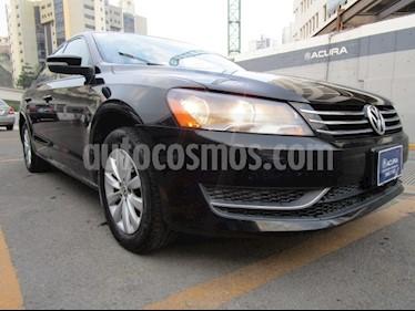 Foto venta Auto Seminuevo Volkswagen Passat Tiptronic Comfortline  (2014) color Negro precio $165,000