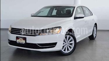 Volkswagen Passat Tiptronic Comfortline usado (2014) color Blanco precio $195,000
