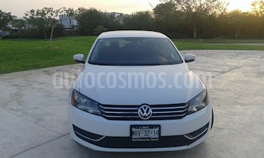 Foto venta Auto usado Volkswagen Passat Tiptronic Comfortline  (2014) color Blanco precio $170,000