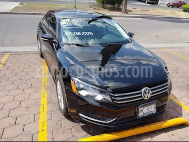 Volkswagen Passat Tiptronic Comfortline usado (2015) color Negro precio $205,000