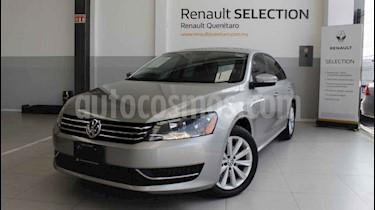 Foto venta Auto usado Volkswagen Passat Tiptronic Comfortline (2014) color Gris precio $190,000