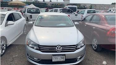 Foto venta Auto usado Volkswagen Passat Tiptronic Comfortline  (2014) color Plata precio $147,000