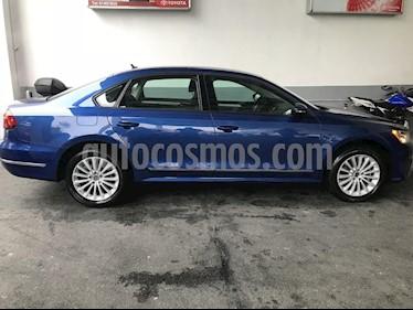 Volkswagen Passat Tiptronic Comfortline usado (2017) color Azul precio $260,000