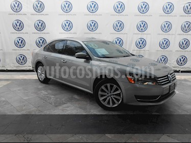 Foto Volkswagen Passat Tiptronic Comfortline  usado (2014) color Gris Tungsteno precio $185,000