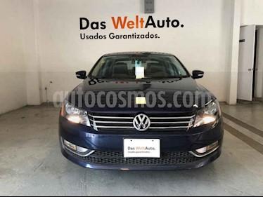 Foto venta Auto usado Volkswagen Passat Tiptronic Design (2015) color Azul precio $219,990