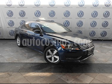 Foto venta Auto usado Volkswagen Passat Tiptronic Highline (2018) color Azul Noche precio $209,000