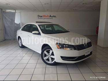 Foto venta Auto usado Volkswagen Passat Tiptronic Highline (2018) color Blanco Candy precio $399,900