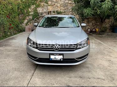 Volkswagen Passat Tiptronic Highline usado (2015) color Plata Reflex precio $190,000