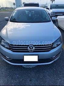 Foto venta Auto usado Volkswagen Passat Tiptronic Sportline (2015) color Plata precio $205,000