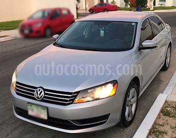 Foto venta Auto usado Volkswagen Passat Tiptronic Sportline  (2014) color Gris precio $163,000