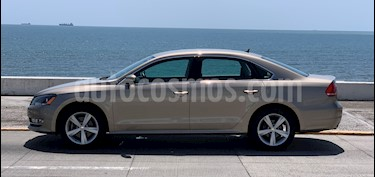Volkswagen Passat Tiptronic Sportline usado (2015) color Beige precio $230,000