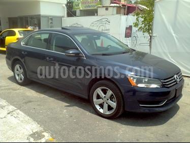 Foto venta Auto usado Volkswagen Passat Tiptronic Sportline (2012) color Azul Noche precio $160,000