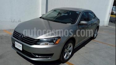 Foto venta Auto usado Volkswagen Passat Tiptronic Sportline (2013) color Gris precio $189,000