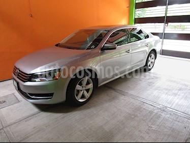 Foto venta Auto usado Volkswagen Passat Tiptronic Sportline  (2013) color Plata precio $195,000