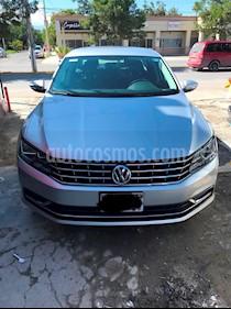 Volkswagen Passat Tiptronic Sportline usado (2016) color Gris precio $235,000