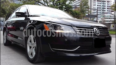 Foto venta Auto usado Volkswagen Passat Tiptronic Sportline (2015) color Negro Profundo precio $218,000