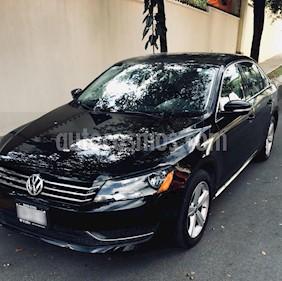 Volkswagen Passat Tiptronic Sportline usado (2015) color Negro Profundo precio $215,000