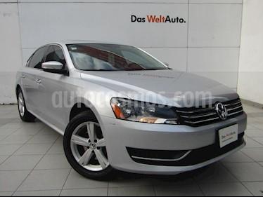 Foto venta Auto usado Volkswagen Passat Tiptronic Sportline  (2014) color Plata Reflex precio $179,000