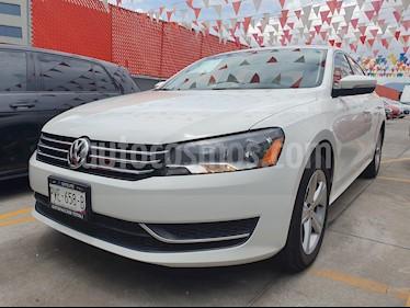 Foto venta Auto usado Volkswagen Passat Tiptronic Sportline (2015) color Blanco precio $229,000