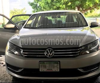 Volkswagen Passat Tiptronic Sportline  usado (2014) color Gris precio $163,000
