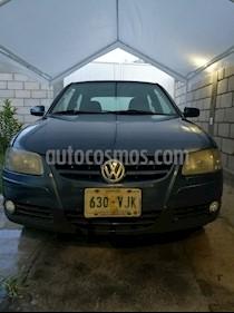 Foto Volkswagen Pointer 3P Trendline usado (2008) color Azul Metalizado precio $48,000