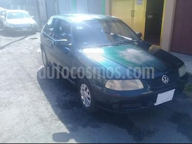 Foto venta Auto usado Volkswagen Pointer 3P (2001) color Verde precio $32,500