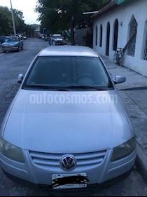 Volkswagen Pointer 3P usado (2008) color Gris Oscuro precio $40,000