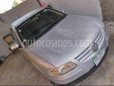Volkswagen Pointer 3P usado (2006) color Plata precio $38,000