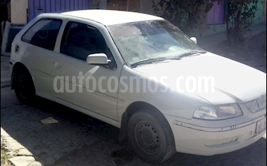 Foto venta Auto usado Volkswagen Pointer 3P (2000) color Blanco precio $24,000