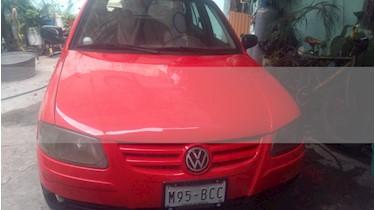Volkswagen Pointer 5P Trendline usado (2009) color Rojo precio $37,000