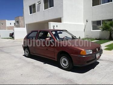 Foto venta Auto usado Volkswagen Pointer 5P (1998) color Rojo precio $27,000