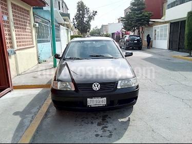 Foto venta Auto usado Volkswagen Pointer City 3P Dh Ac (2002) color Gris Oscuro precio $33,500