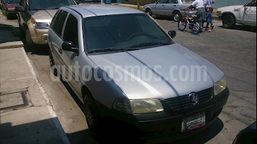 Volkswagen Pointer City 3P Dh Ac usado (2005) color Gris Plata  precio $36,000