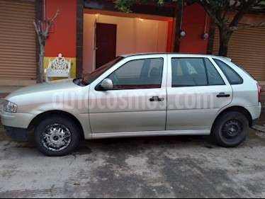 Volkswagen Pointer City Plus 5P Ac usado (2008) color Champagne precio $43,500