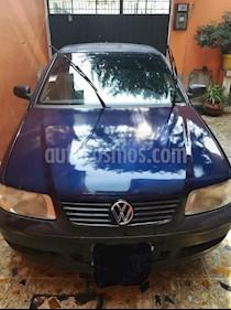 Volkswagen Pointer 5P usado (2004) color Azul precio $34,000