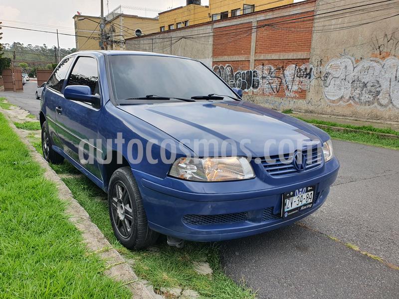 Volkswagen Pointer GTi usado (2001) color Azul precio $39,500