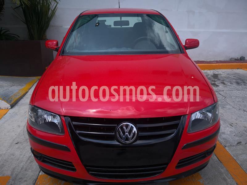 Volkswagen Pointer 3P usado (2008) color Rojo precio $55,000