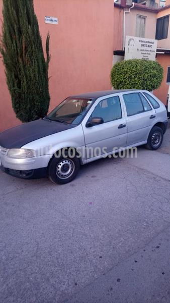 Volkswagen Pointer City 5P Dh Ac usado (2003) color Plata precio $33,000