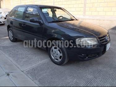 Volkswagen Pointer City 5P Dh Ac usado (2008) color Gris Oscuro precio $59,800