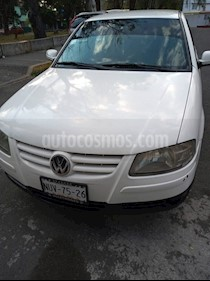 Volkswagen Pointer City 5P Dh Ac usado (2008) color Blanco precio $55,000
